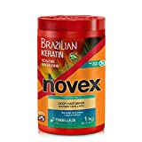 Embelleze Novex Brazilian Keratin Hair Care Treatment Cream - 35.3 Oz | Embelleze