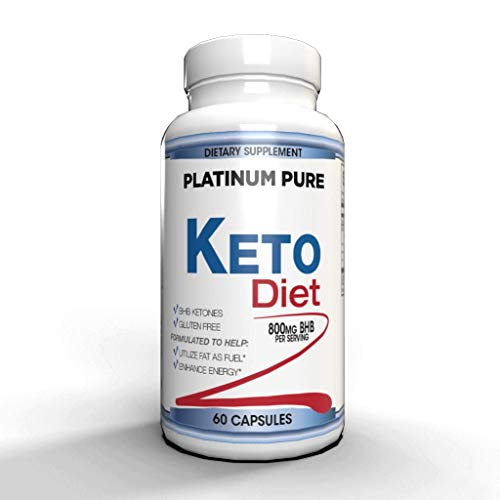 Keto Diet Pills for Weight Loss Supplement Burner - Best Ketone Energy Capsules, Rapid Fat for Women, Lose Weight for Men, Slim Natural Products, Potassium, MCT, BHB, Ketogenic, Shark Tank
