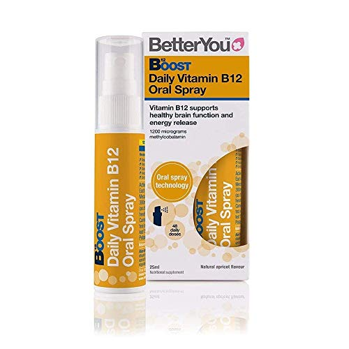 Better You | Boost B12 Oral Spray | 3 x 25ml