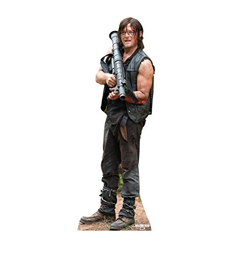 Cardboard People Daryl Dixon Pappaufsteller AMC's The Walking Dead