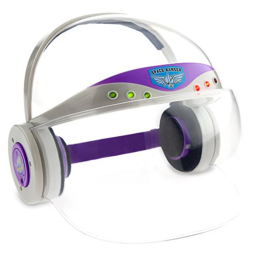 Disney Buzz Lightyear Light-Up Helmet for Kids