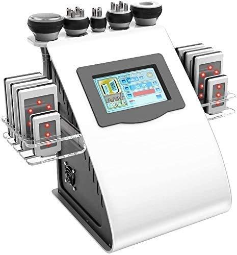 Máquina de adelgazamiento corporal de cavitación, profesional para eliminar grasa de la piel, masajeador de frecuencia, multipolar, para reducir la celulitis por vacío, dispositivo
