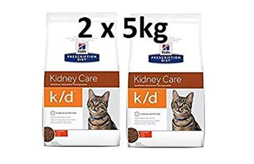 Pol-baby Hills Prescription Diet Feline K/D 2 x 5 kg + gratis