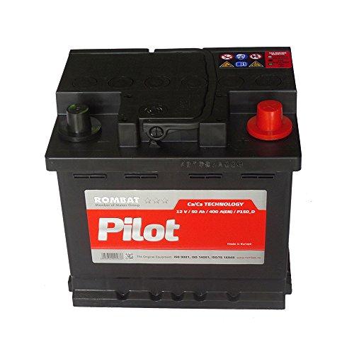 Batterie voiture 12v 50ah 400A 207x175x190