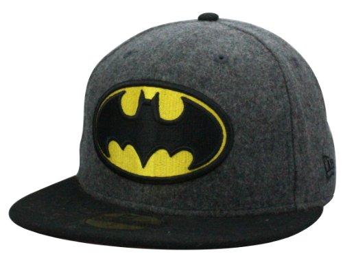 New Era Casquette BATMAN Cap Hero Melton | Taille: 7
