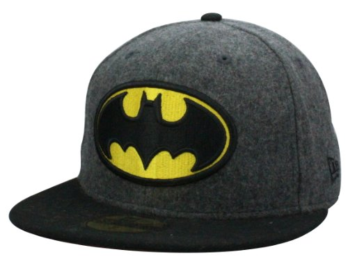 New Era Casquette BATMAN Cap Hero Melton | Taille: 7