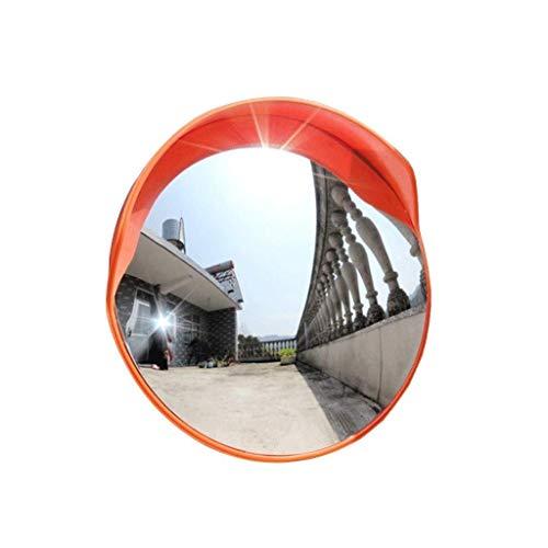 DLC Außenverkehr Weitwinkelobjektiv, gebogene Straße, konkaver Spiegel, Verkehr, Parkplatz, Sicherheit, konvexer Spiegel, PC, Totwinkelspiegel, 60 cm