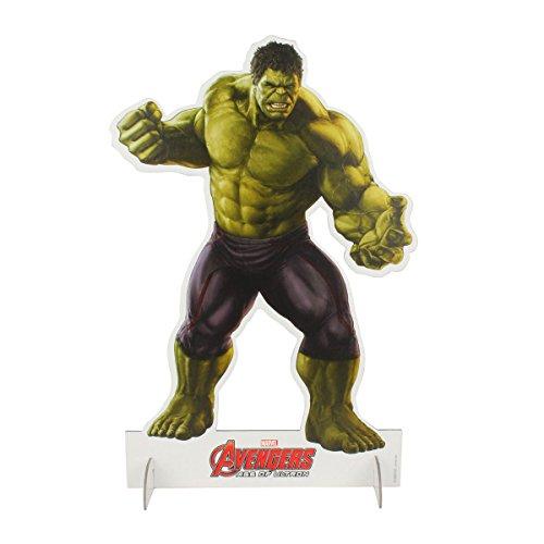 Avengers Age of Ultron Pappaufsteller Hulk