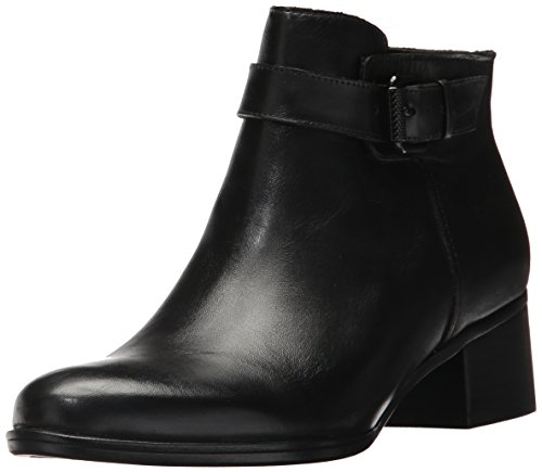 Naturalizer Women's Dora Ankle Boot, Black, 9.5 M US