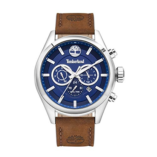 Timberland Reloj Analógico para Hombre de Cuarzo TBL16062JYS.03