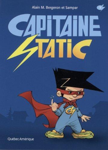 Capitaine Static 01 - Capitaine Static