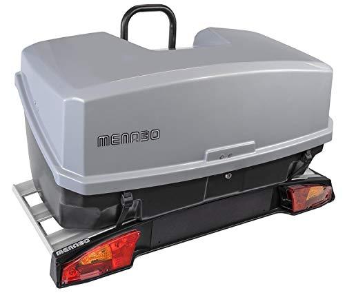 VDP fietsendrager Alcor 3 wielen achterdrager inklapbaar + Mizar bagagebox, 300 liter