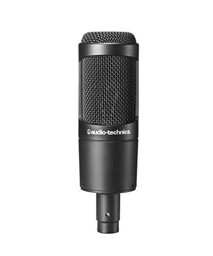 Audio-Technica AT2035 Large Diaphragm Studio Condenser Microphone