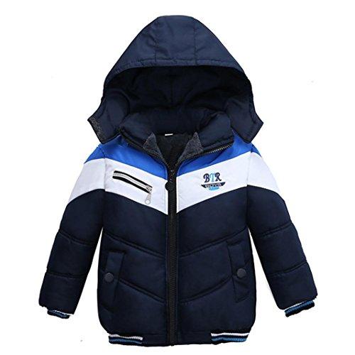 Longra Mantel jongens winter warme jas ritssluiting kinderen donsjack parka baby trenchcoat baby kleding outdoor ultra dikke winterkleding