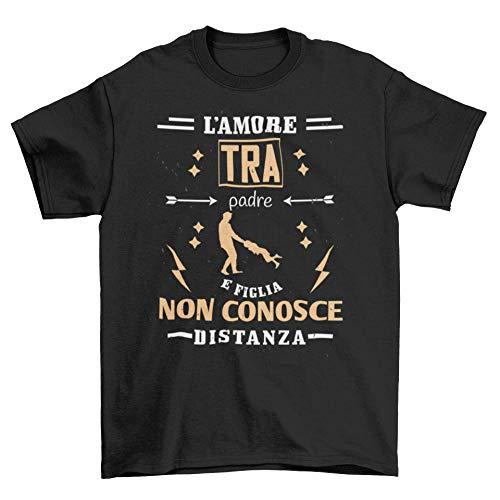 Generico Idea regalo para el día del padre, camiseta con texto