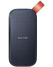 SanDisk SSD 外付け 1TB USB3.2Gen2 読出最大520MB/秒 SDSSDE30-1T00-GH25 ポータブルSSD Win Mac PS4 エコパッケージ 3年保証