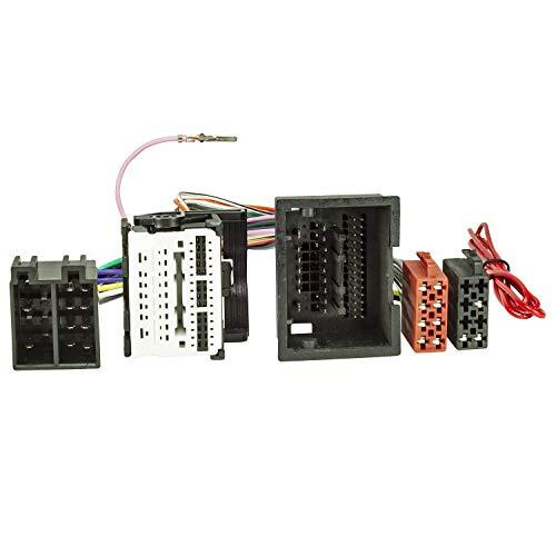 tomzz Audio 7306-002 T-Kabel ISO passend für Opel Insignia,Astra(J), Chevrolet, zur Einspeisung von Freisprecheinrichtung ISO Verstärker für THB Parrot Dabendorf i-sotec Match