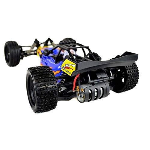 RC Auto kaufen Buggy Bild 6: Ferngesteuertes Auto,1/12 Skala Hochgeschwindigkeit RC Auto,2WD 2.4Ghz Geländewagen Elektro Sport Rennwagen Funkgesteuertes Fahrzeug für Drinnen und draußen (1/12 Skala)*