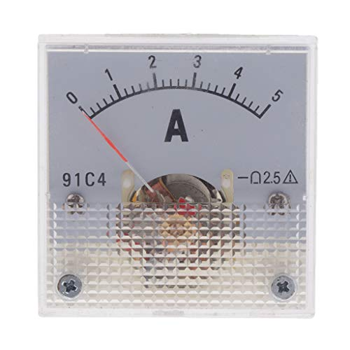 joyMerit Analoges Amperemeter 0-1A / 0-10A Analoges Amperemeter - 0-5A