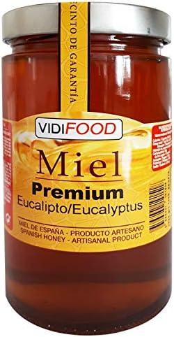 VidiFood Miel de Montaña Premium, Floral - 1kg: Amazon.es: Alimentación y bebidas