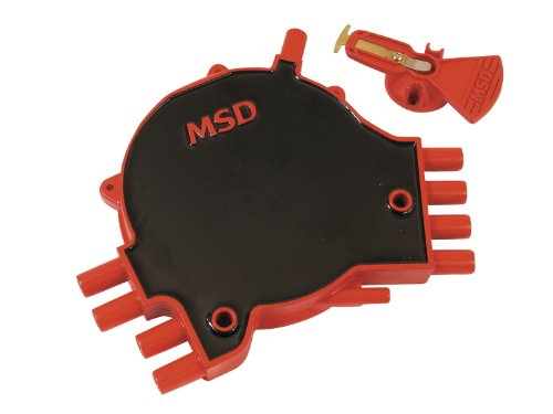 MSD 84811 Distributor Cap and Rotor Kit for LT1 Engine
