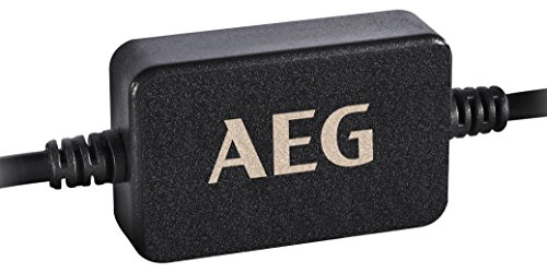 AEG 97133 Bluetooth Batteriewächter, überwacht Autobatterien, mit kostenfreier App für I-Phone und Android