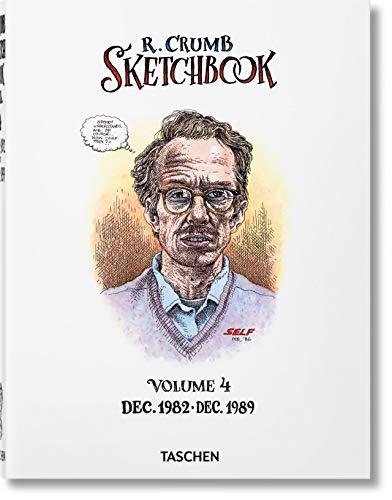 Robert Crumb. Sketchbook, Vol. 4: 1982-1989 [Lingua inglese]