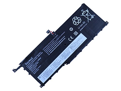 BEYOND Laptop Akku für Lenovo ThinkPad X1 Yoga, ThinkPad X1 Carbon 4th, ThinkPad X1 Carbon, ThinkPad X1 Carbon 2016, Lenovo 00HW028, SB10F46466. [15.2V 3290mAh, 12 Monate Herstellergarantie]