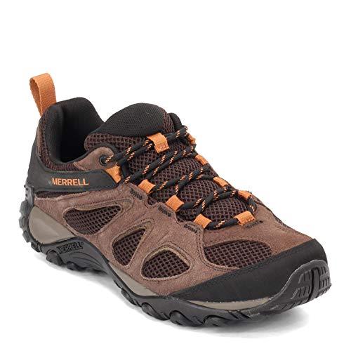 Merrell mens Yokota 2 Wide Width Hiking Shoe, Bracken, 11.5 Wide US