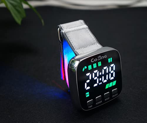 2021 New 4 Color Laser Watch Therapy Device Cure Diabetes Improve Systemic Circulation Laser Watch