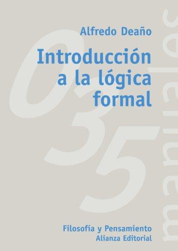 Introducción a la lógica formal (El Libro Universitario - Manuales)