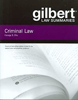Best gilbert's criminal law outline Reviews