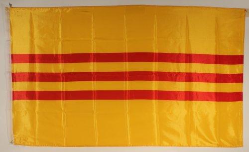 Flagge Fahne ca. 90x150 cm : Süd Vietnam