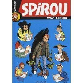Album Spirou, N° 296 :