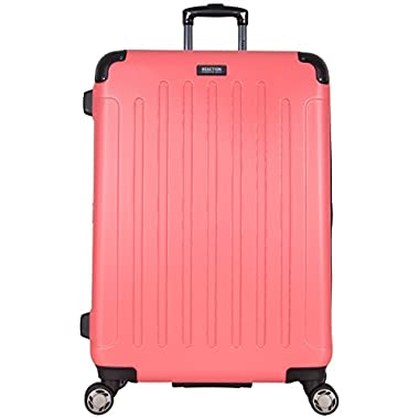 Kenneth Cole Reaction 28  Abs Expandable 8-Wheel Checked Luggage, Coral
