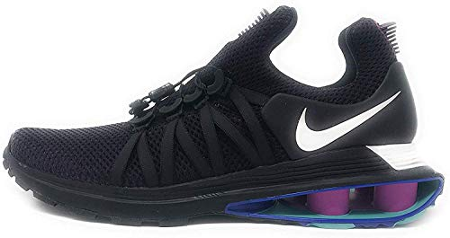 Price comparison product image Nike Shox Gravity Mens Running Shoes (10 D(M) US),  Black,  Size 10.0