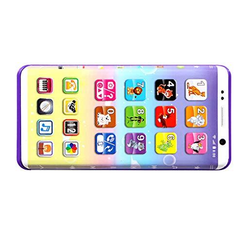 Baby mobiele telefoon speelgoed Educatief leren Mobiele telefoon Muziekmachine Elektronisch speelgoed voor kinderen Kinderen Cadeau