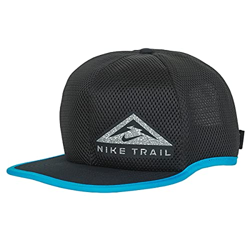 Nike Men's Trail Dri-FIT Pro Cap Adjustable Hat Unisex Black