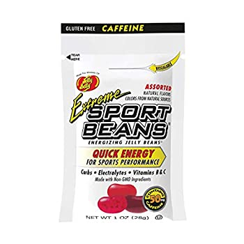 Jelly Belly Sport Beans Extreme Assorted 1 oz 24 Bags