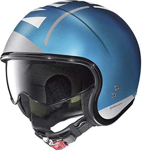 Nolan N21 Avant-Garde Casco Jet Azul Mate M (58)