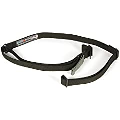 Blue Force Gear, Sling, Molded Acetal Adjuster, No Quick Release, Attached with TriGlide instead of Loop Lock, 2-Point Combat Sling, Black This product is manufactured in United States