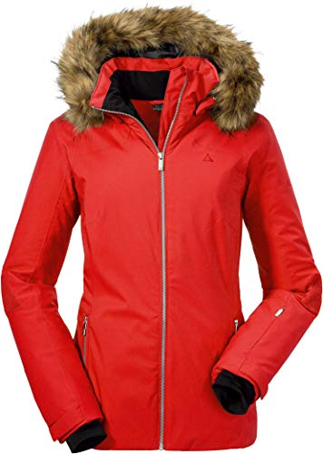Schöffel Damen Ski Jacke Maria Alm, grenadine, 42, 10-12235-21843