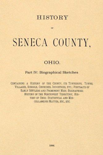 History of Seneca County, Ohio part II: Containing a History...
