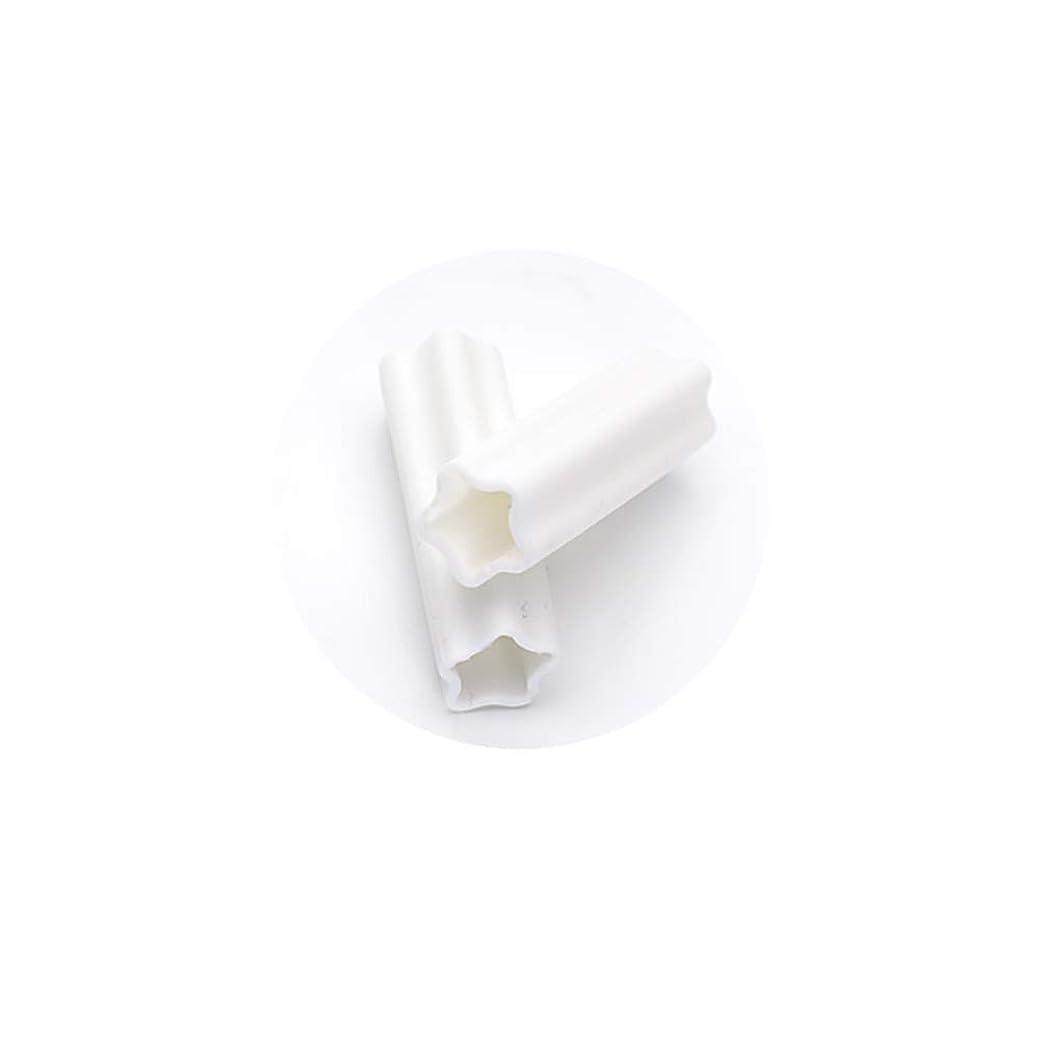 症候群小さいクアッガ星形ニッパーキャップ 【ホワイト】