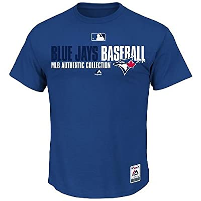 MLB Authentic Collection Major League Baseball Licensed Team Favorite Tee (All 30 Teams, 5 Adult Sizes)