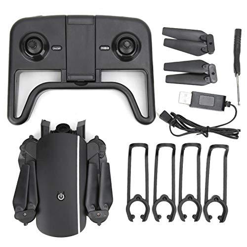 DAUERHAFT Juguete de Control Remoto 1808 WiFi Plegable FPV Mini Drone Plegable Posicionamiento de Flujo óptico Aventura al Aire Libre Adultos y niños