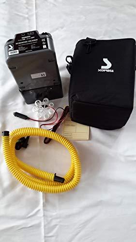 Luftpumpe elektrisch BST 800 mit Batterie - BRAVO