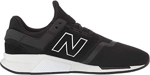 New Balance 247v2, Zapatillas para Hombre, Negro (Black Black), 36 EU