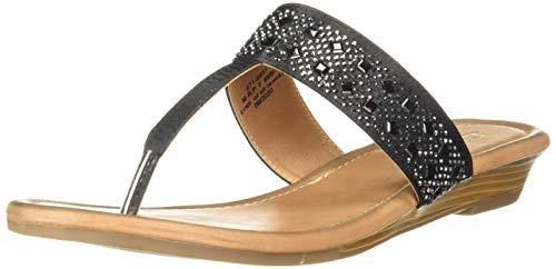 BATA Women's Jessie Th Brown Fashion Slippers-5 UK (38 EU) (6716957)