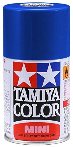 Tamiya Spray Lacquer TS-15 Blue - 100ml Spray Can...